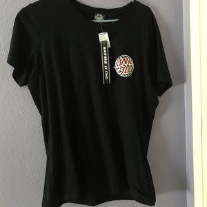 Women's Santa Cruz shirt